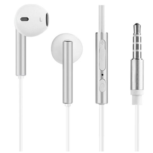 Hands Free Devia Pure Sound 3.5mm Ασπρο
