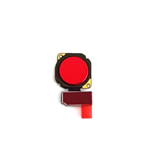 Home button Για Huawei P20 Lite Δακτυλικου Αποτυπωματος Κοκκινο