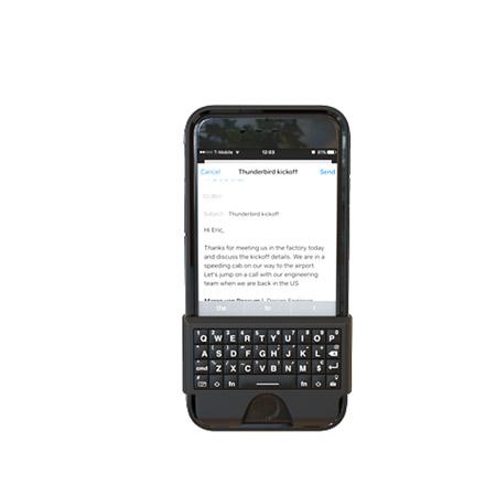 Kenero Θηκη Πληκτρολογιο Για Iphone 6/6s