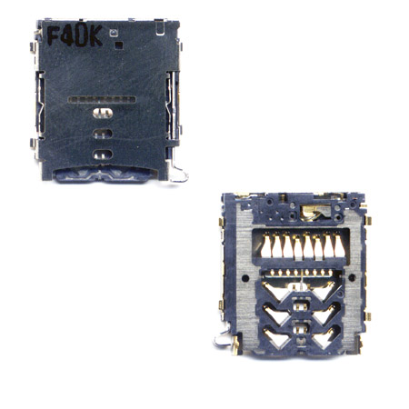 Sim Card Reader Για Samsung A300 Galaxy A3 OR