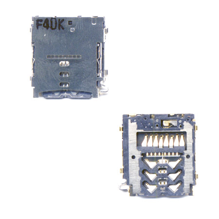 Sim Card Reader Για Samsung A500 Galaxy A5 OR
