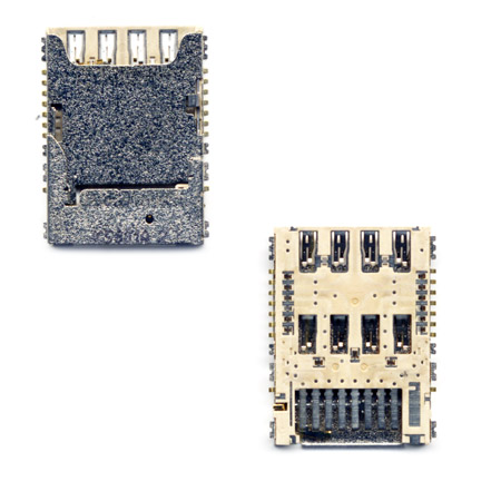 Sim Card Reader Για Samsung G900 Galaxy S5 OR