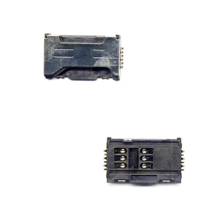 Sim Card Reader Για Samsung S7562 Galaxy S Duos OR