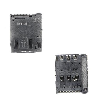 Sim Card Reader Holder Για Sony Xperia M4 Aqua OR
