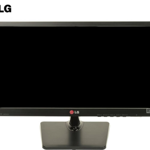 "MONITOR 19"" LED LG 19EN33S BL WIDE NO PSU GB"