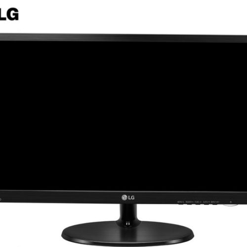 "MONITOR 24"" LED LG 24M38H BL WIDE NO PSU GB"