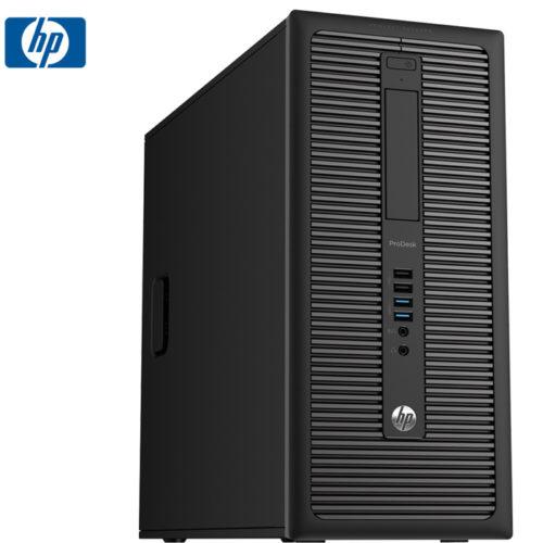 SET GA HP 600 G1 MT I5-4570/8GB/256GB-SSD-NEW/500GB/DVDRW