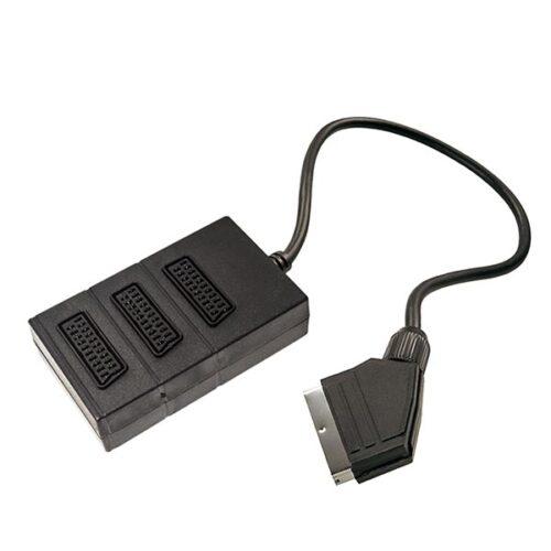 Διαχωριστής SCART- 3x SCART EN11A