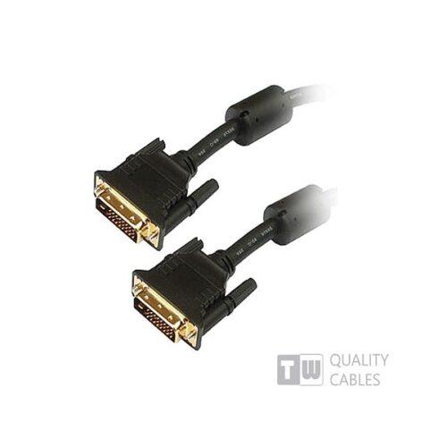 Καλώδιο Dvi (24+1) 5Μ Dual Link