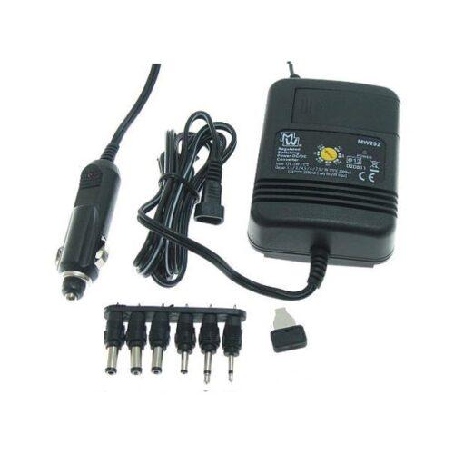 2500mA Switching Τροφοδοτικά Πολλαπλής Εξόδου 12VDC/12-24V