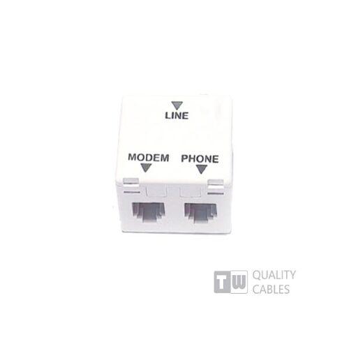 ADSL Splitter 2 Port
