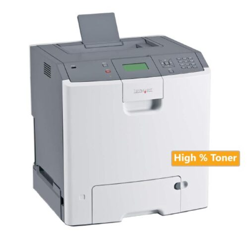 Refurbished Printer Lexmark C736dn Έγχρωμος ΔΙΚΤΥΑΚΟΣ ( με high toner)