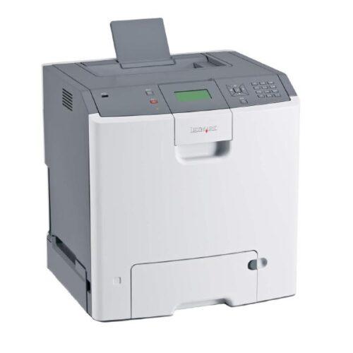 Refurbished Printer Lexmark C736dn Έγχρωμος ΔΙΚΤΥΑΚΟΣ ( με toner)