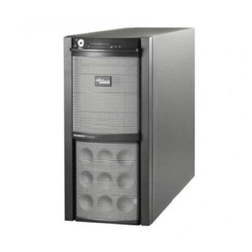 Refurbished Server Fujitsu Primergy TX150 S6 Tower Xeon E3110/8GB/2x300GB SAS/DVD