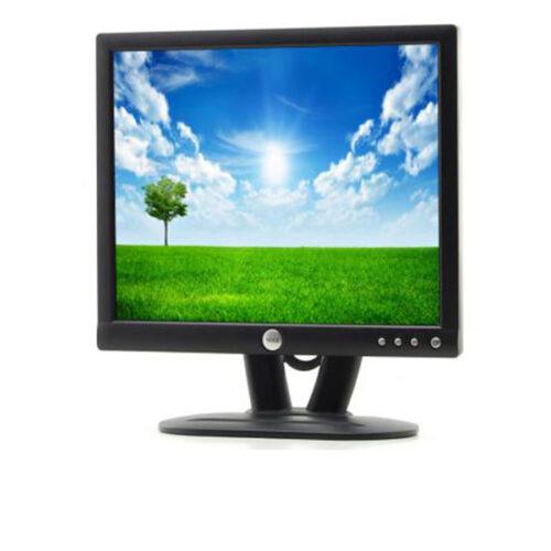 """Used Monitor E173/E172 TFT/Dell/17""""/1280x1024/Black/VGA"""