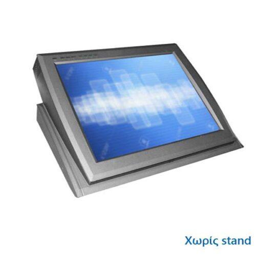 "Used Touchscreen TIPRO TMC-XMCV TFT15"" ELO Driver/Black or Gray/VGA/USB/4:3/Grade B no Stand"