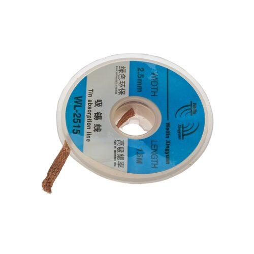 Σύρμα αποκόλλησης καλάι πάχους 2.5mm και μήκος 1.5mΤο προϊόν πωλείται ανά τεμάχιοDOA 14 Ημερών