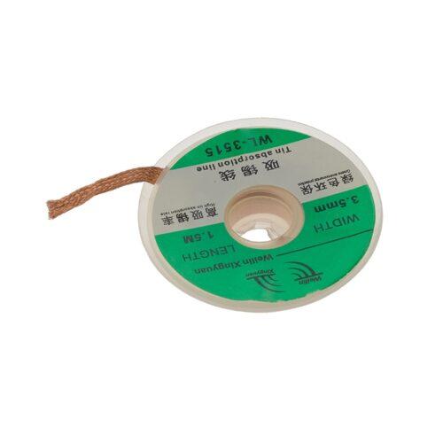 Σύρμα αποκόλλησης καλάι πάχους 3.5mm και μήκος 1.5mΤο προϊόν πωλείται ανά τεμάχιοDOA 14 Ημερών