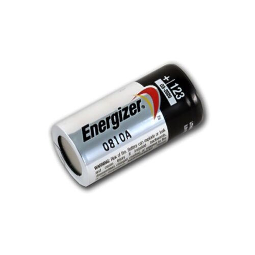 Energizer μπαταρία λιθίου τύπου CR123 3V φωτογραφική.