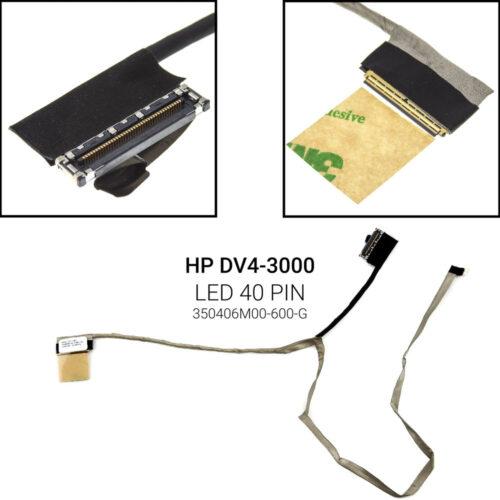 LED 40 PIN350406M00-600-G