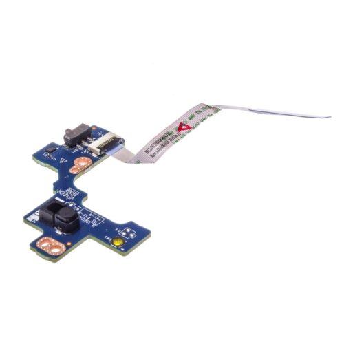 Dell Latitude E6410 Power Button BoardA09B26 LS-5471PDOA 14 ημερών