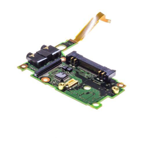 Fujitsu LifeBook P7120 Audio/DVD Connector/Modem Board