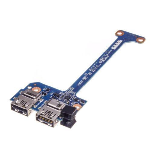 HP Pavilion M6 USB Board686918-001 455M1L32L01 LS-8714PDOA 14 ημερών