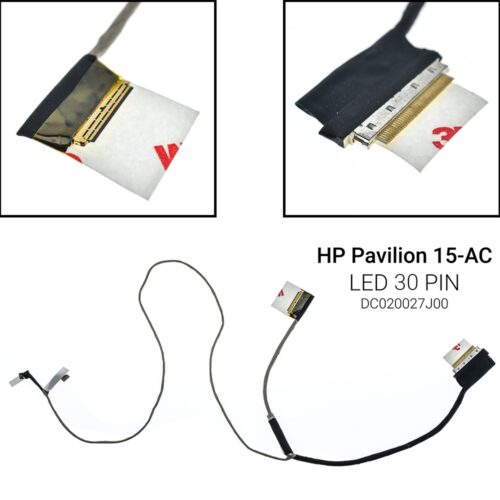 LED 30-pin 30pinNON TOUCH HP 15-AC15-AY 15-AF 15-BADC020026M00255 G4 250 G4