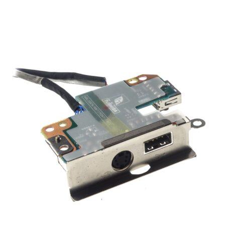Toshiba A50 USB/S-Video BoardA5A001096DOA 14 ημερών