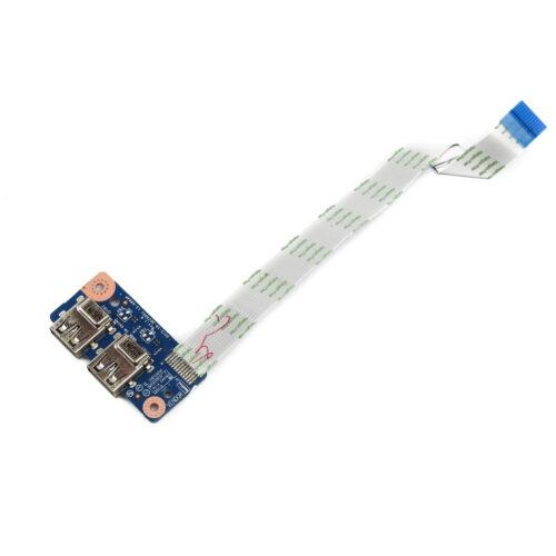 USB Board για HP 250 G315-R 15-G 15-SUSB Board LS-A993P 455MKK32L01 NBX0001JX00DOA 14 ημερών