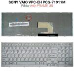 Πληκτρολόγιο SONY VAIO VPC-EH PCG-71911M