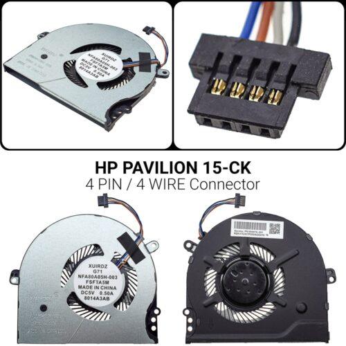 4 PIN4 WIREHP Pavilion 15-CK15 15CK 15-CK 15-CK000 14-BK 14-BP 15-CCP/N: 858970-001