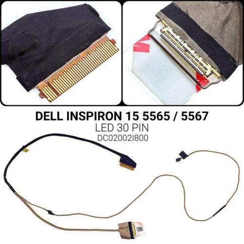LED 30 pinDELL INSPIRON 15 5565 5567DC02002I800