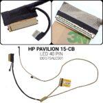 LED 40 PINHP PAVILION POWER 15-CBDDG75ALC301