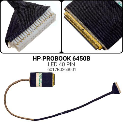 LED 40 PINHP PROBOOK 6450B6017B0263001