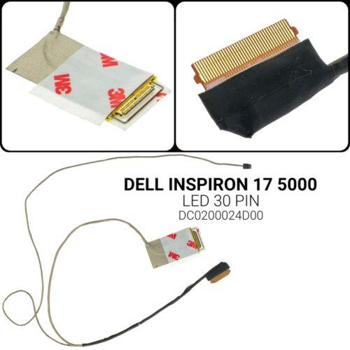NON TOUCHDell Inspiron 17-5758 5000 Dell Inspiron 17-5000 5755 5758 5759DC0200024D00