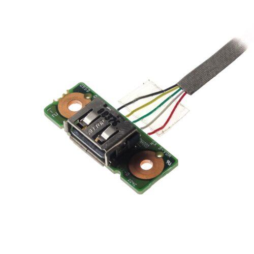 Toshiba L300-29D USB Port Board6050A21752201-USBIB-A02DOA 14 ημερών