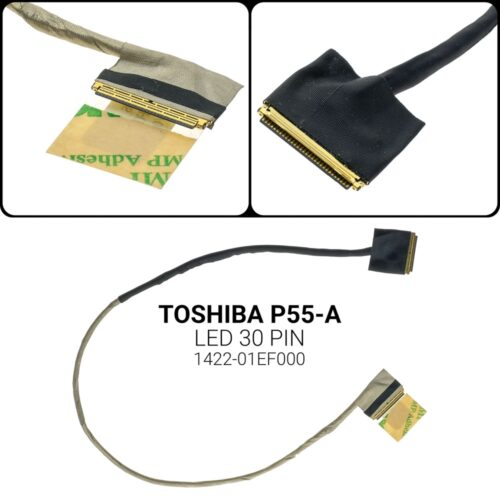 Toshiba Satellite P55-A P55-A5200 LCD Video Cable 1422-01E8000 1422-01EF000 T5R6