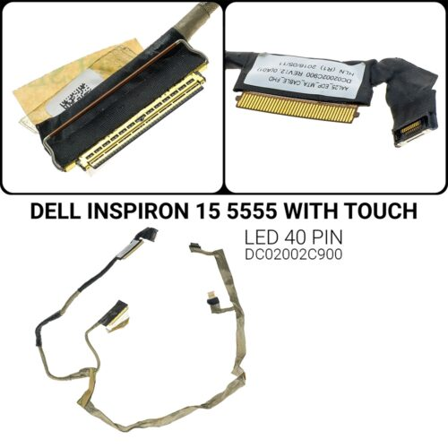 WITH TOUCH Dell Inspiron 15 0401NT 401NT 15 5000 5551 5555 5558 5559 AAL2515-5000Touch LCD FHD DC02002C900