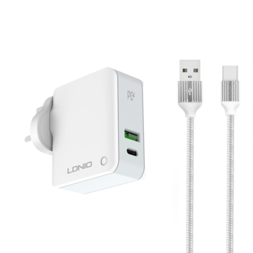 network charger ldnio a2502c
