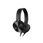 Ακουστικά για κινητά τηλέφωνα, No brand, M450, Μαύρο – 20358