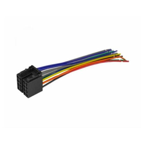 Αρσενικός σύνδεσμος ήχου αυτοκινήτου ISO BMCAR11