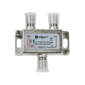 Διακλαδωτής TV-SAT 1 προς 2 (5-2400MHz) FC-COMB-SAT-KN