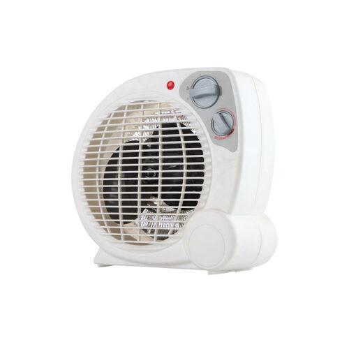 Ηλεκτρικό Αερόθερμο Δωματίου Αθόρυβο 1000W-2000W COM