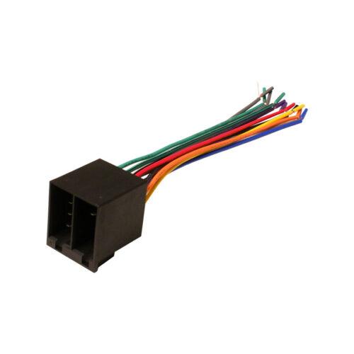 Θηλυκός σύνδεσμος ήχου αυτοκινήτου ISO BMCAR10