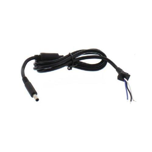 Καλώδιο τροφοδοσίας Well 4.5x3.0 PIN για Laptop DELL 1.2m CABLE-DC-DE-4.5X3.0/TP