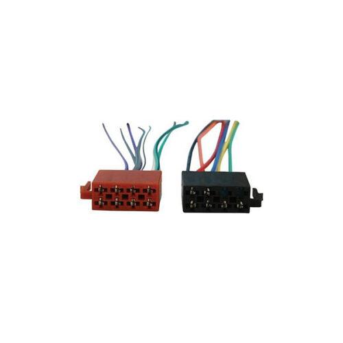 Καλώδιο Universal ISO για σύνδεση αυτοκινήτου 16p 13 υποδοχές