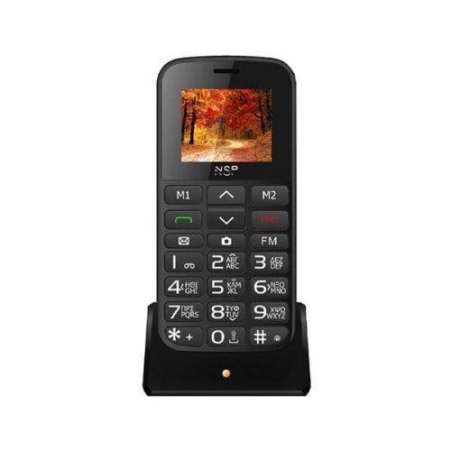 """Κινητό NSP 2000DS 1.8"""" Dual Sim Μαύρο"""