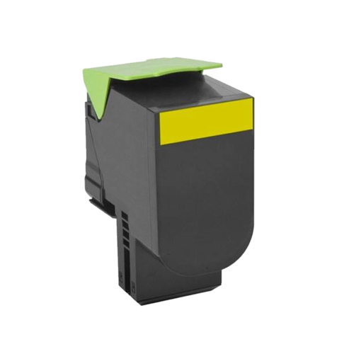 Συμβατό Toner Lexmark CS317/CS417  (71B20Y0) Yellow 2300 Σελίδες