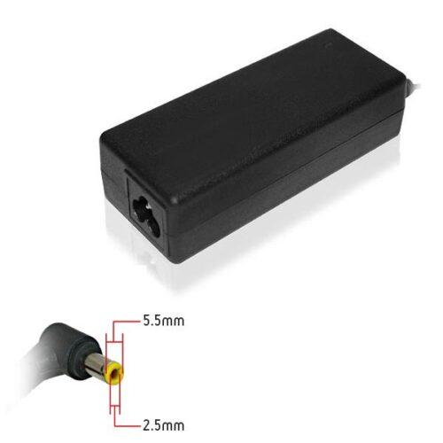Τροφοδοτικό 20V 4.5A 90W 5.5x2.5 για LENOVO laptop and more Well PSUP-NBT-LE04-WL